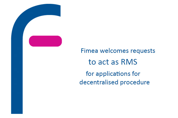 Fimea can continuously be asked to act as a Reference Member State (RMS) in applications submitted via the decentralised procedure